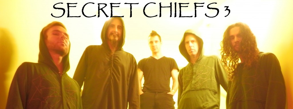 Secret Chiefs 3 - Lost and Foundation