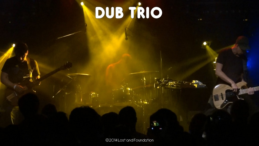 concert 2014.07.07 DubTrio Paris